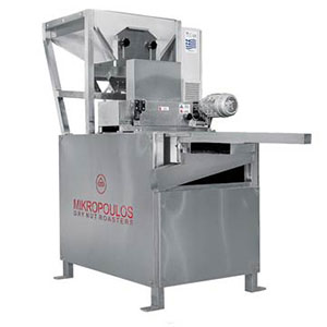DRY NUT GRINDER - DICING MACHINE
