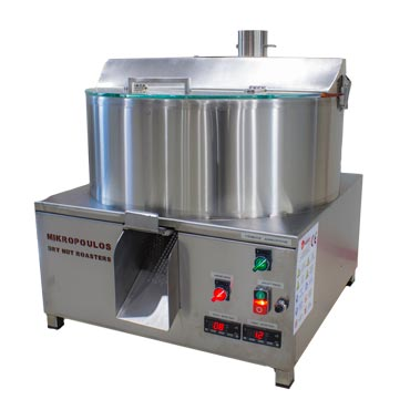 Dry nuts mini roaster 2018