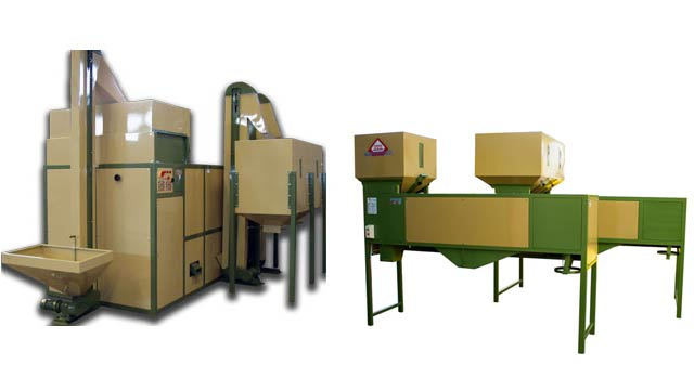 Open - Close Sorting Machines