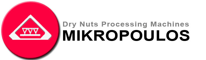 Mikropoulos Dry Nuts Processing Machines